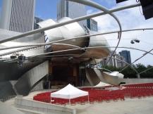 Opera House in Millenium Park