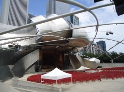 Opera House in Millenium Park